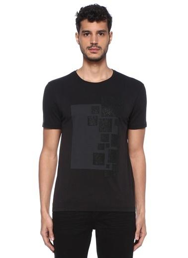 Que Tişört Siyah